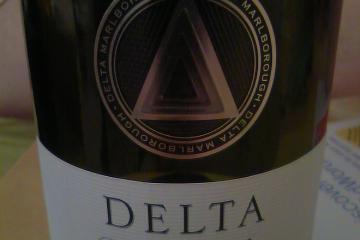 Pinot Noir 2008, Delta