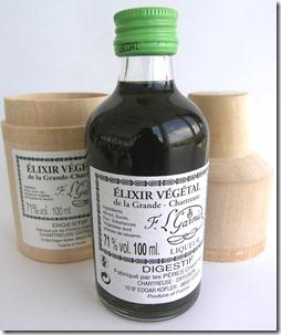 Elixir Vegetal de Chartreuse