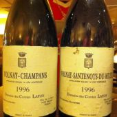 Two Lafon Volnays