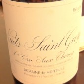 Nuits-Saint-Georges Premier Cru aux Thorey 2006, Domaine de Montille