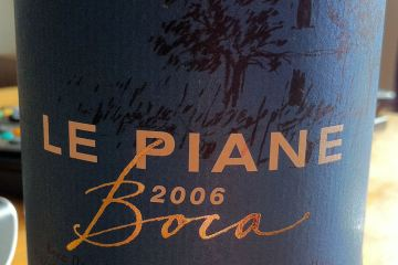 Boca 2006, Le Piane