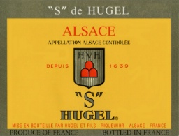 """""""S"""" de Hugel"""