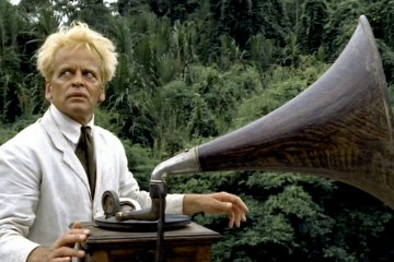 Klaus Kinski also had schizophrenia, I'd never have guessed from watching his films...