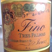 Fino Tres Palmas - interesting but not the most enjo... no, not slightly enjoyable