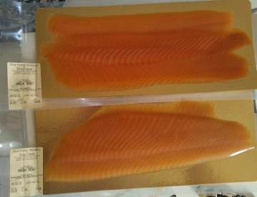 New Forest Smokery smoked brown trout