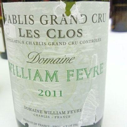 Domaine Fevre Chablis Grand Cru Les Clos