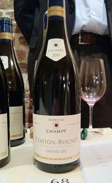 Champy Grand Cru Corton-Rognet