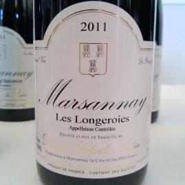 Audoin Marsannay les Longereoies