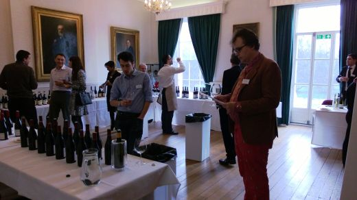 The Clark Foyster Wines tasting