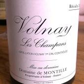 de Montille Volnay Champans 2002