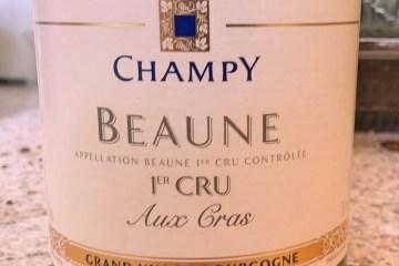 Champy Beaune aux Cras