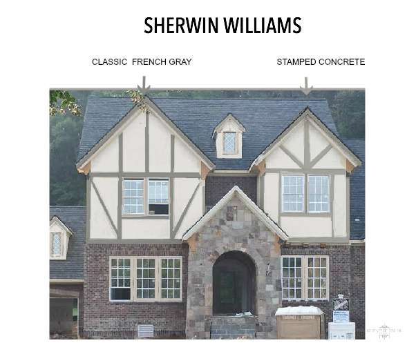 Sherwin Williams Classic French Gray Cabinet Color Sherwin: The Perfect Gray Paint By Sherwin Williams