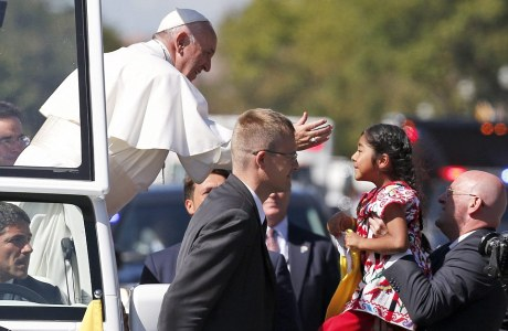 3 Things #PopeinAmerica Taught Me About Jesus