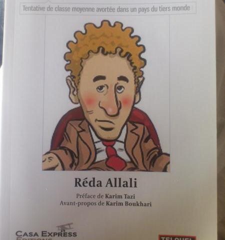 «Zakaria Bouâlem» alias Réda Allali, vient de présenter son dernier livre à El-Jadida…sa ville natale