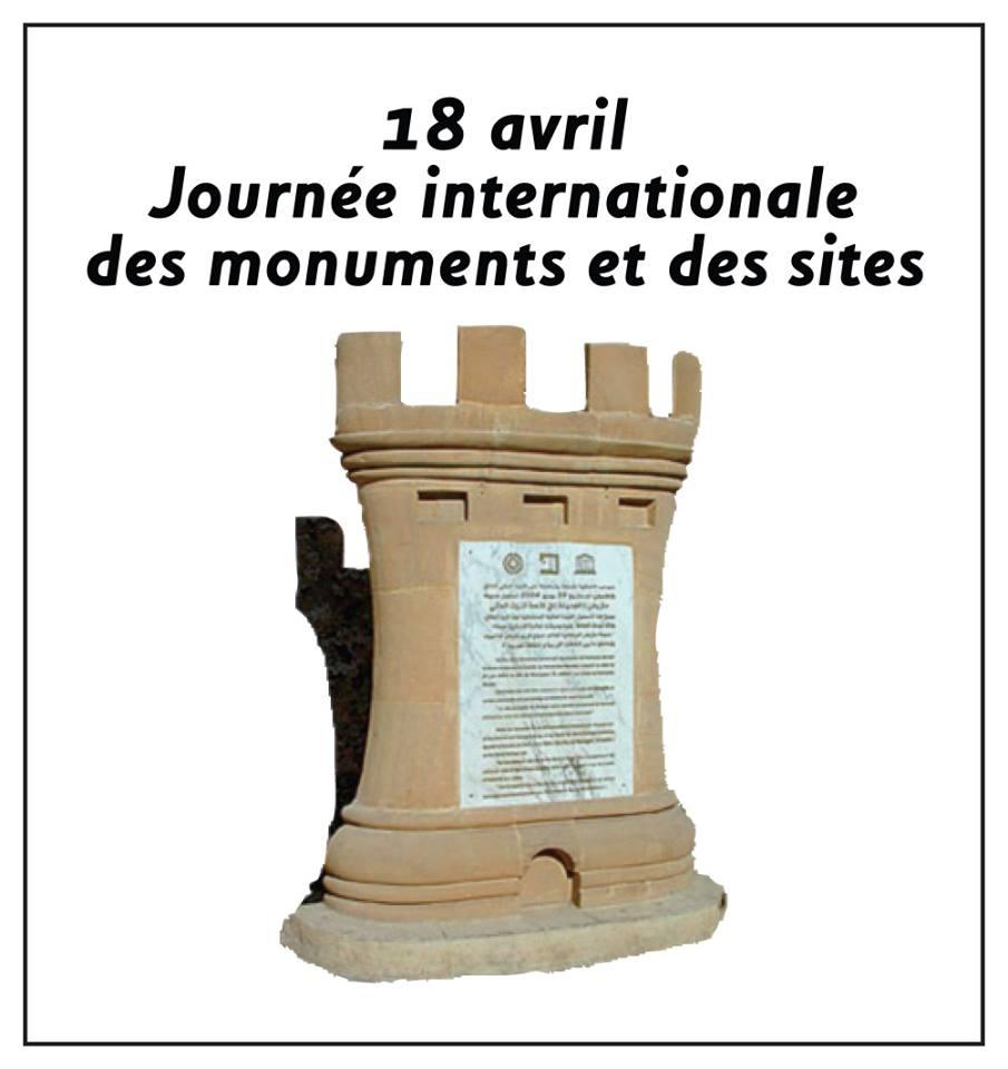 """Résultat de recherche d'images pour """"journée internationale des monuments et des sites"""""""