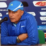 Une déclaration d'Abderrahim Talib, d'après match, inappropriée