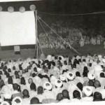 La découverte du cinéma par les Doukkalis.