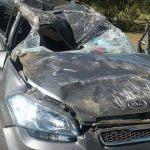 Grave accident de la route, entre El-Jadida et Had Oulad Freij à cause, principalement, d'une route moyenâgeuse.