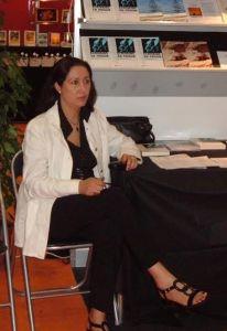 MARIA ZAKI au Salon International du Livre et de la Presse de Genève le vendredi 28 avril 2017  Comme cha