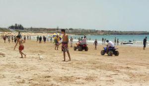 El-Jadida : les plages d'El-Jadida et Sidi Bouzid, doivent être rendues aux estivants