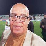 L'Haj Abdellatif Chiadmi (la tête d'or), l'inoubliable (irremplaçable?) avant centre du DHJ