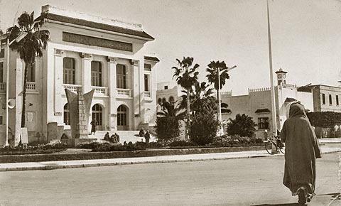 El Jadida-Théâtre Said AFIFI : entre la nostalgie du passé, le vide du présent et les aspirations futures