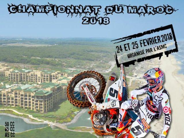 La Motocross en fête au Mazagan Beach Resort