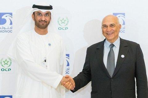 OCP conclut une alliance émiratie pour créer une entreprise de classe mondiale de production d'engrais