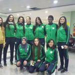 Volley-ball féminin: Le DHJ pulvérise le FUS et enlève la coupe du trône pour la première fois de son histoire