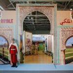 Le Salon du Cheval d'El Jadida se poursuit avec le lancement de la 9ème  édition du Morocco Roya Tour de saut d'obstacles