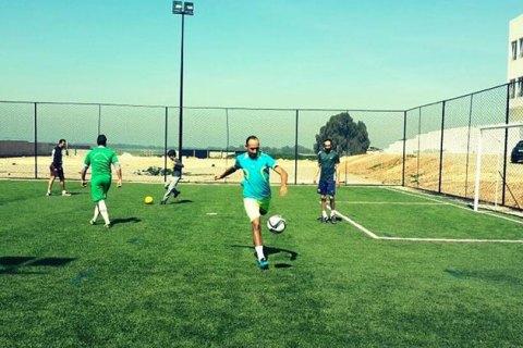 El Jadida : Construction d'un espace de sport privé à 12 km de la ville