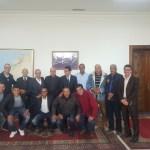 Le samedi 27 avril, date du grand tournoi en hommage au regretté M'Barek BIHI