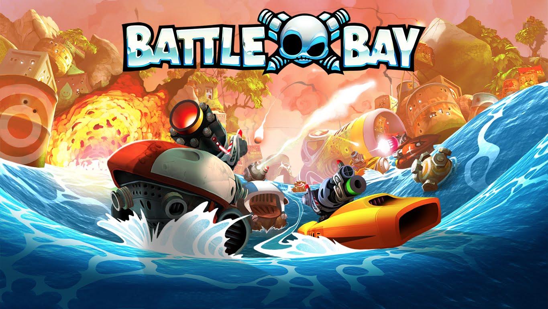 Battle Bay: batallitas infantiloides en alta mar