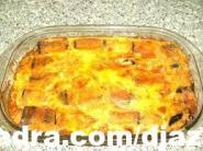 الطبخ الجزائري بذنجان في الفرن