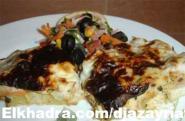 الطبخ الجزائري العصري :صينية الدجاج بالباشميل