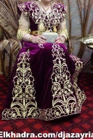 اروع تصديرة للعروس الجزائرية 2015- 2016