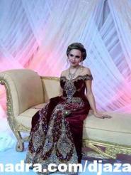 اروع تصديرة للعروس الجزائرية 2015