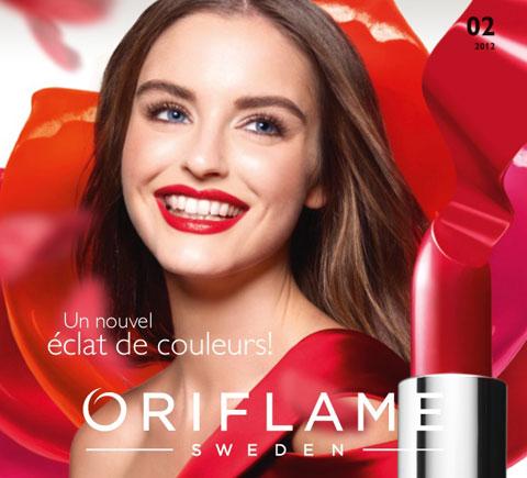 http://dz.oriflame.com algerie Voir le dernier catalogue d'Oriflame