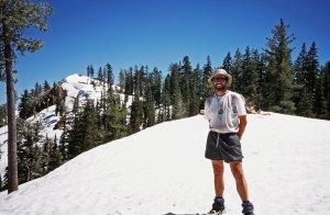 1995 Sierra Buttes PCT