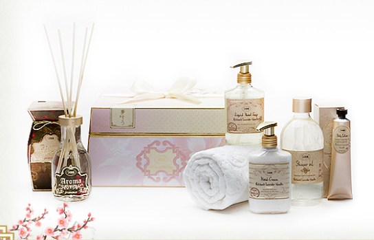 sabon dreams of harmony