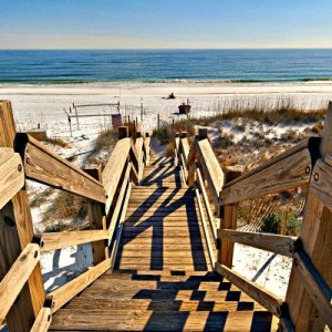 Destin rental home nearby beach view