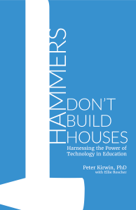 Hammers Don't Build Houses