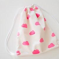 Buchliebe - Taschen bedrucken und nähen - und eine Anleitung zum Drucken und Nähen eines Turnbeutels für Kinder
