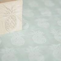 Mittwochs DIY am Donnerstag - Textildruck I: Es gibt selbst geschnitzte Stempel, Stoffdruck und eine Nähanleitung für eine Kissenhülle