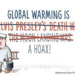 Καταρρίπτεται: Οι επιστήμονες δεν χρησιμοποιούν πλέον τον όρο Global Warming (Παγκόσμια Υπερθέρμανση)
