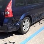Καταρρίπτεται – Έλιωσε αυτοκίνητο από τον καύσωνα (ΦΩΤΟ)