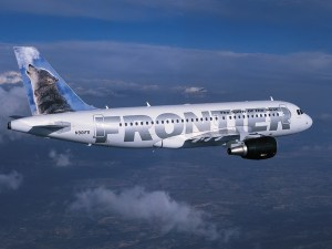 Photo courtesy Frontier Airlines.