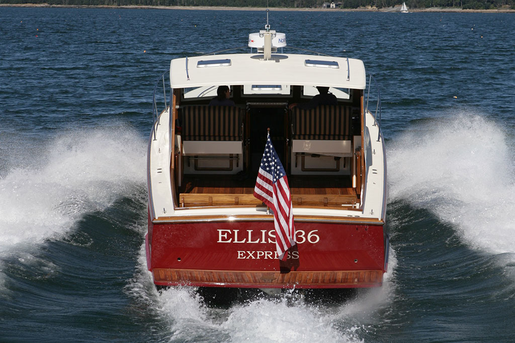 Ellis36ExpressCharterMaine
