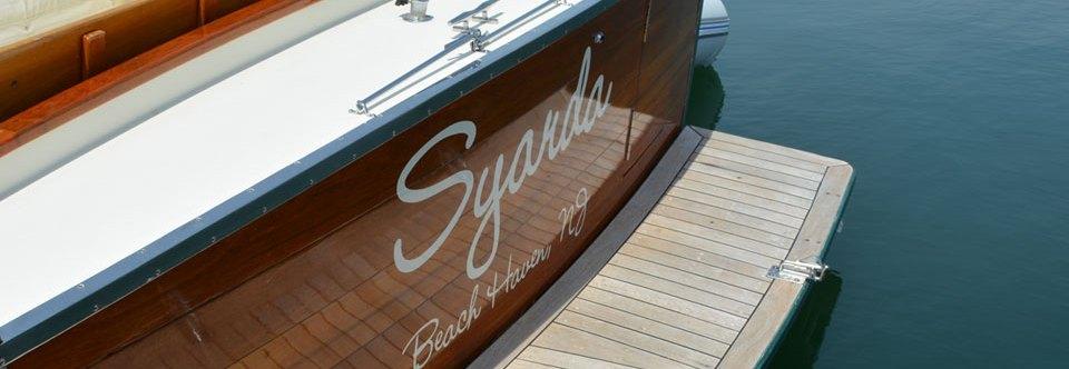 "Featured Boat ""Syarda"""