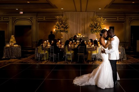 Toju and Yori's Wedding at the Ritz Carlton Atlanta